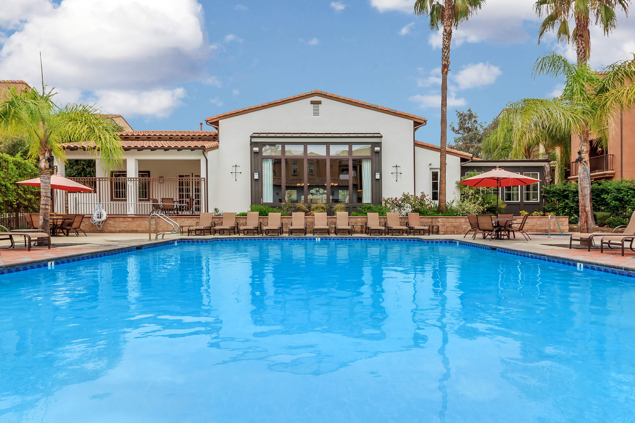 College Park Apartment Homes Apartments in Upland CA